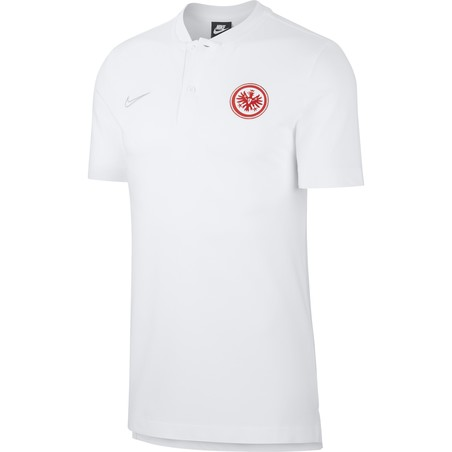 Polo Eintracht Francfort Authentique blanc 2019/20