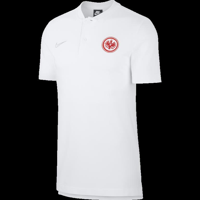 Polo Eintracht Francfort Authentique blanc 2019/20