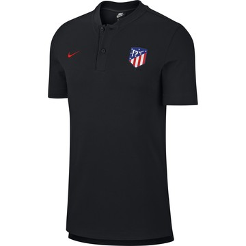 Polo Atlético Madrid Authentique noir rouge 2019/20