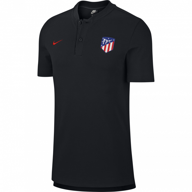 Polo Atlético Madrid Authentique noir rouge 2019/20
