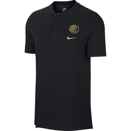 Polo Inter Milan Authentique noir or 2019/20