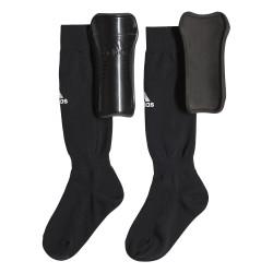 Chaussettes protège-tibias junior adidas noir 2019/20