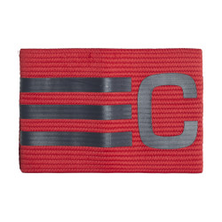 Brassard capitaine adidas rouge