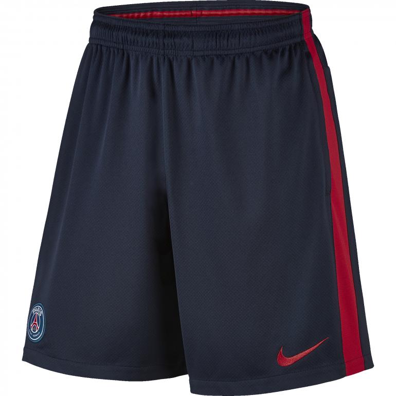 Short entraînement PSG bleu 2016 - 2017