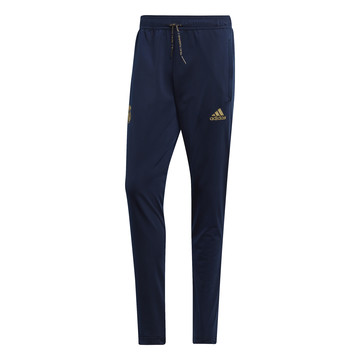 Pantalon survêtement Real Madrid ICONS bleu or 2019/20