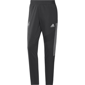 Pantalon entraînement Manchester United Europe gris 2019/20