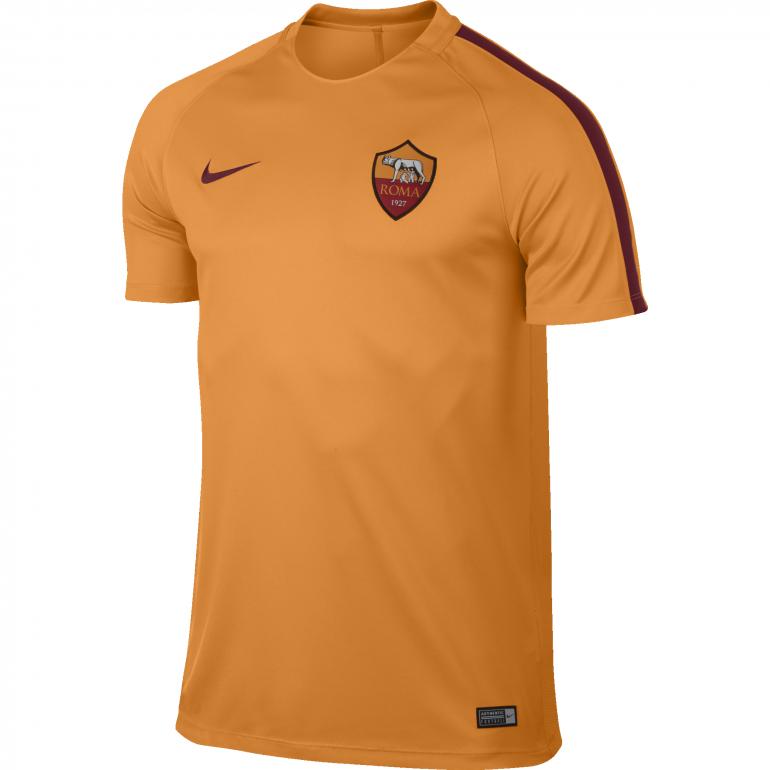 Maillot entraînement AS Roma orange 2016 - 2017