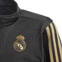 Ensemble survêtement junior Real Madrid noir or 2019/20