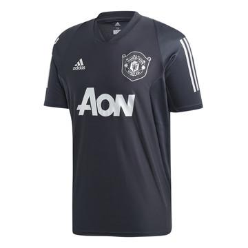 Maillot entraînement Manchester United gris 2019/20