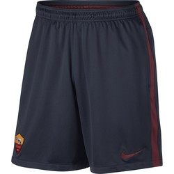 Short third AS Roma bleu 2016 - 2017