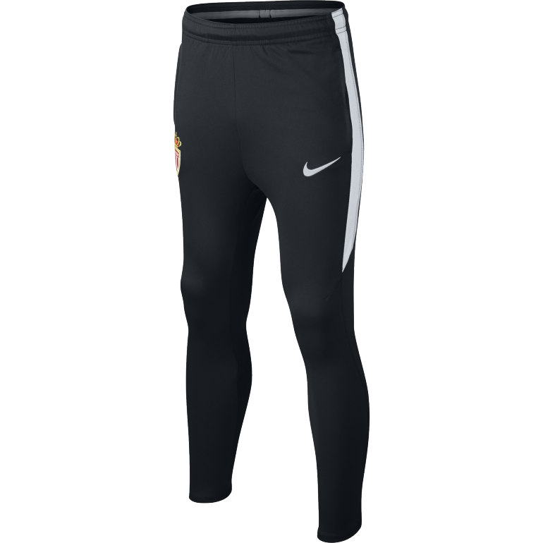 Pantalon de survêtement junior AS Monaco noir 2016/17