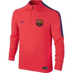 Sweat zippé junior FC Barcelone 2016 - 2017