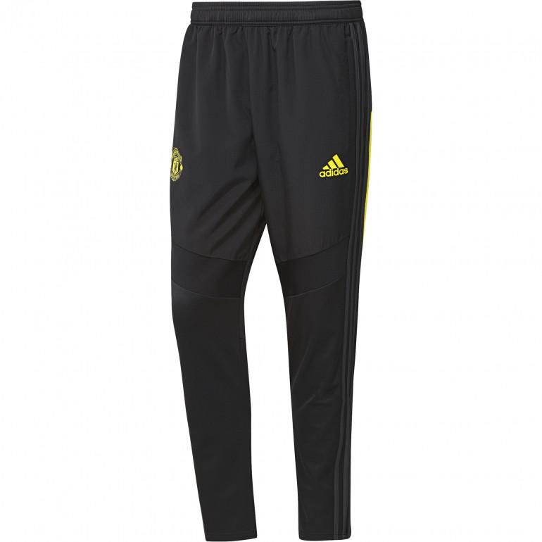 Noir United Pantalon Survêtement Manchester 201920 Warm Jaune Nnm08wOv