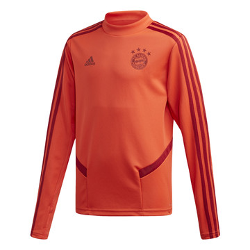 Sweat entraînement junior Bayern Munich rouge 2019/20