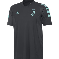 Maillot entraînement Juventus gris bleu 2019/20