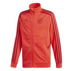 Veste entraînement Bayern Munich junior rouge 2019/20