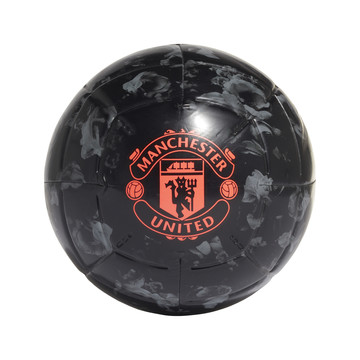 Ballon Manchester United noir rouge 2019/20