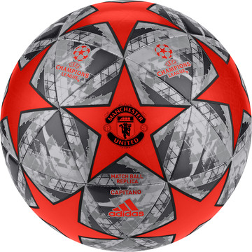 Ballon Manchester United rouge 2019/20