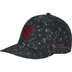 Casquette Manchester United gris rouge 2019/20