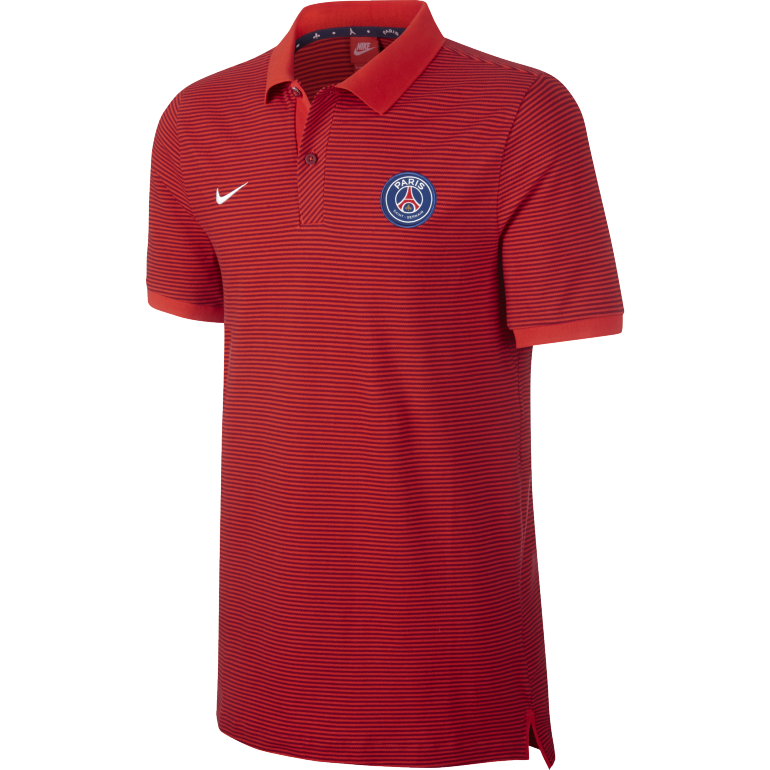 Polo PSG rouge 2016 - 2017