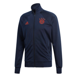 Veste survêtement Bayern Munich ICONS bleu orange 2019/20