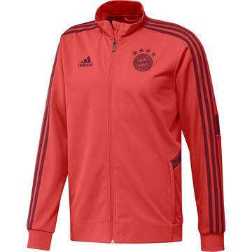 Veste entraînement Bayern Munich rouge 2019/20