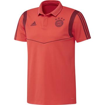 Polo Bayern Munich rouge 2019/20