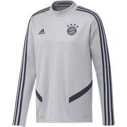 Sweat entraînement Bayern Munich gris 2019/20