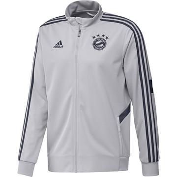 Veste entraînement Bayern Munich gris 2019/20