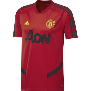 Maillot entraînement Manchester United rouge 2019/20