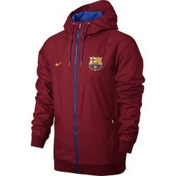 Veste à capuche FC Barcelone rouge 2016 - 2017