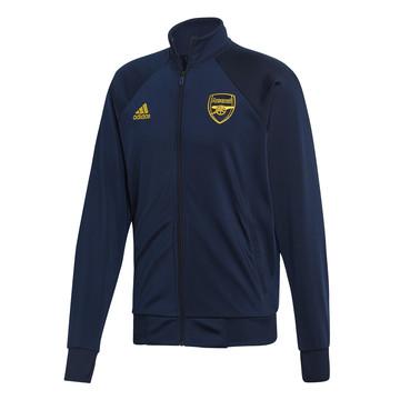 Veste survêtement Arsenal ICONS bleu jaune 2019/20