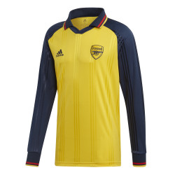 Maillot Arsenal ICONS jaune bleu 2019/20
