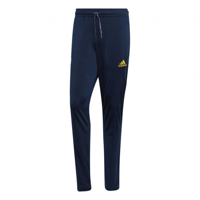 Pantalon survêtement Arsenal ICONS bleu jaune 2019/20