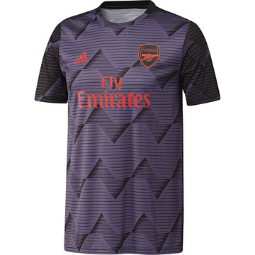 Maillot entraînement Arsenal graphic violet 2019/20