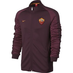 Veste AS Roma N98 rouge pourpre 2016 - 2017