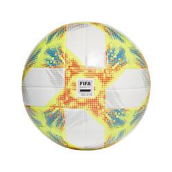 Ballon entraînement Conext 19 blanc jaune 2019/20