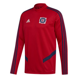 Sweat entraînement Chicago Fire rouge 2019/20
