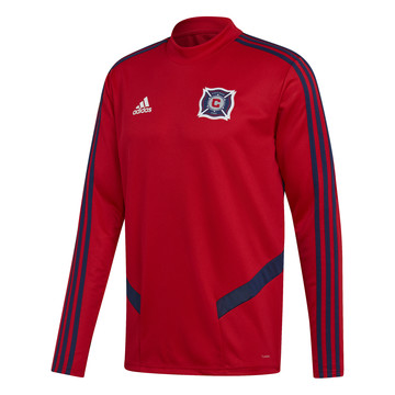 Sweat entraînement Chicago Fire rouge 2019/20