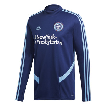 Sweat entraînement New York City bleu 2019/20