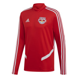 Sweat entraînement New York Red Bull rouge 2019/20