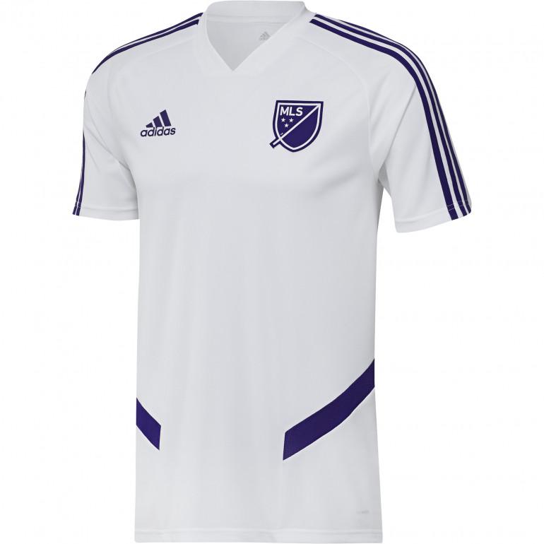 Maillot entraînement MLS All-Star blanc 2019/20