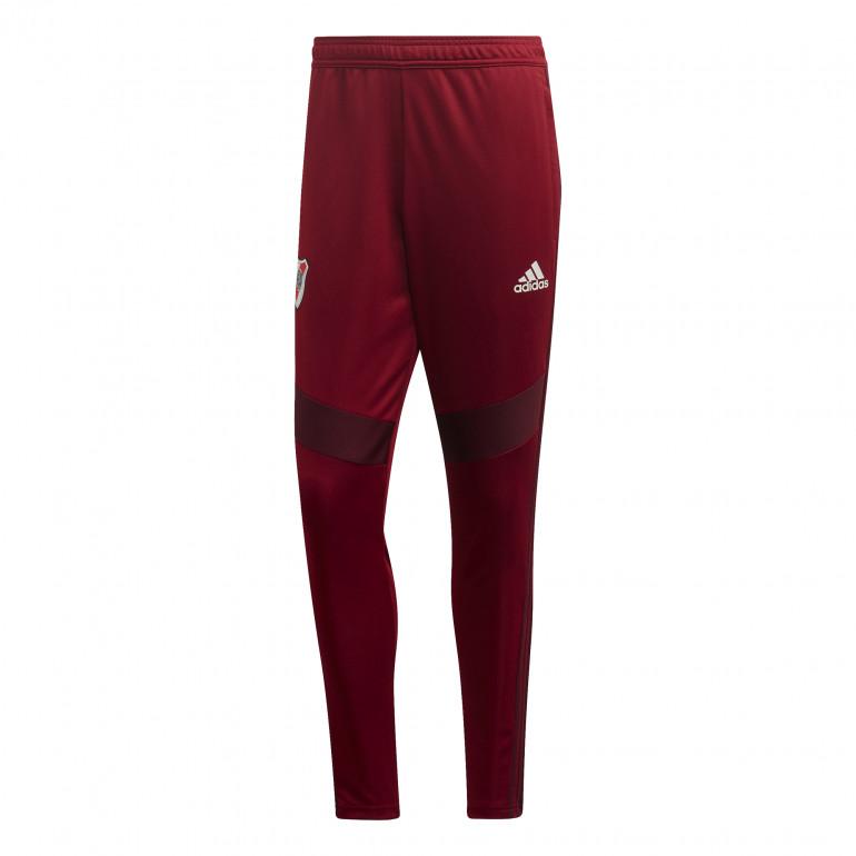 Pantalon survêtement River Plate rouge 2019/20