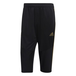 Pantalon 3/4 Real Madrid noir or 2019/20