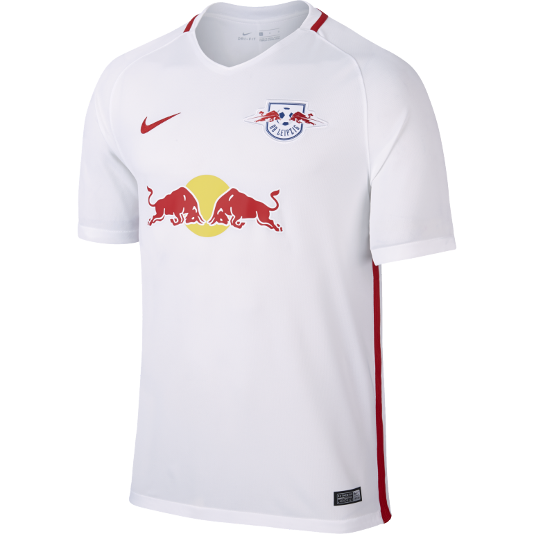 maillot red bull leipzig domicile 2016 2017 sur. Black Bedroom Furniture Sets. Home Design Ideas