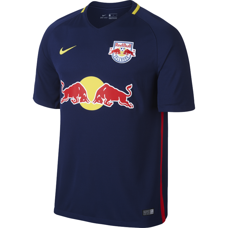 maillot red bull salzbourg ext rieur 2016 2017 sur. Black Bedroom Furniture Sets. Home Design Ideas