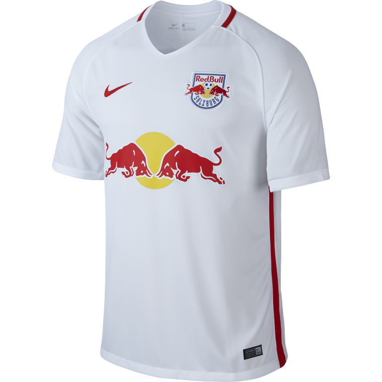 Maillot Red Bull Salzbourg domicile 2016 - 2017
