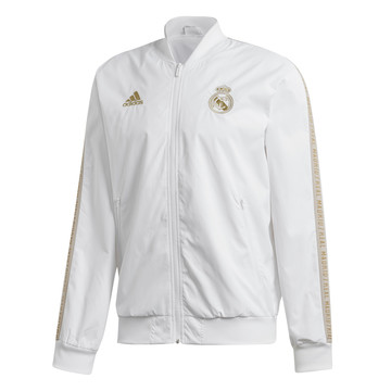 Veste Anthem Real Madrid blanc or 2019/20