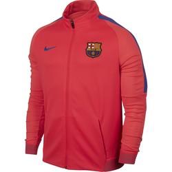 Veste Survêtement FC Barcelone rouge 2016 - 2017