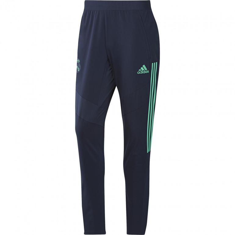 Pantalon survêtement Real Madrid bleu vert 2019/20
